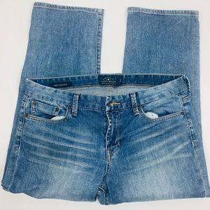 Lucky Brand Jeans - Lucky Brand Womens Sweet Jeans 12/31 Crop